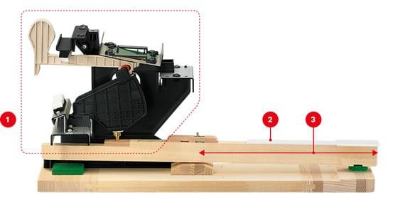 Doğal Kuyruklu Piyano Çekici Aksiyonlu Klavye