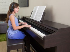 yamaha ydp143wh dijital piyano mat beyaz doremusic. Black Bedroom Furniture Sets. Home Design Ideas